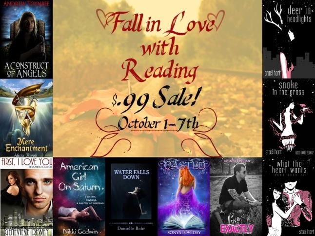 fall in love sale