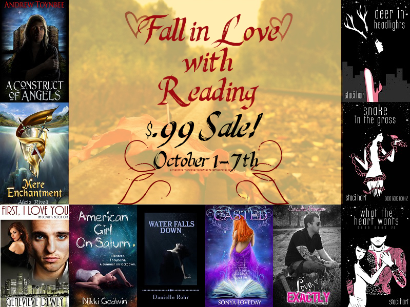 fall in love sale