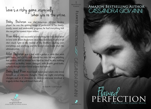 Flawed Perfection Paperback Wrap