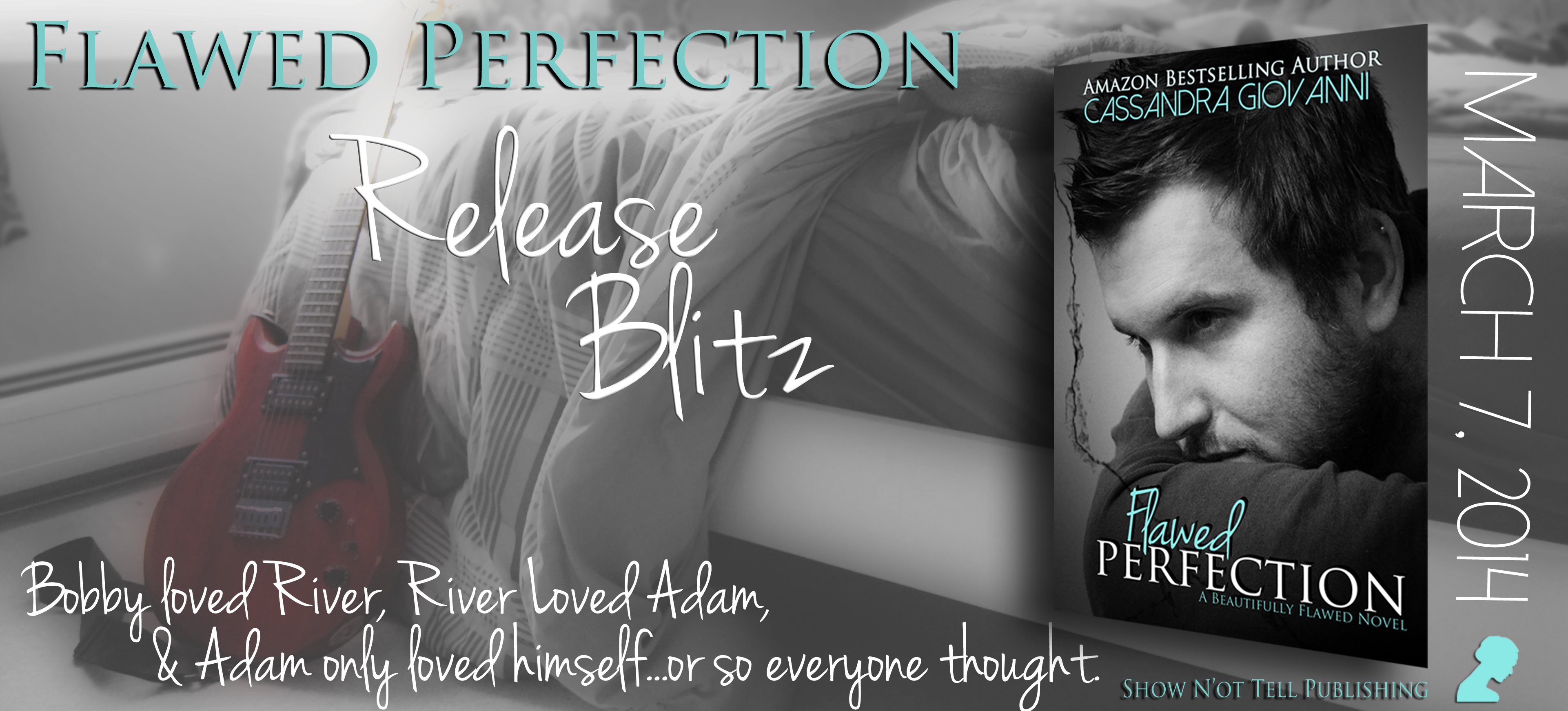 Release Day Blast: Flawed Perfection by Cassandra Giovanni
