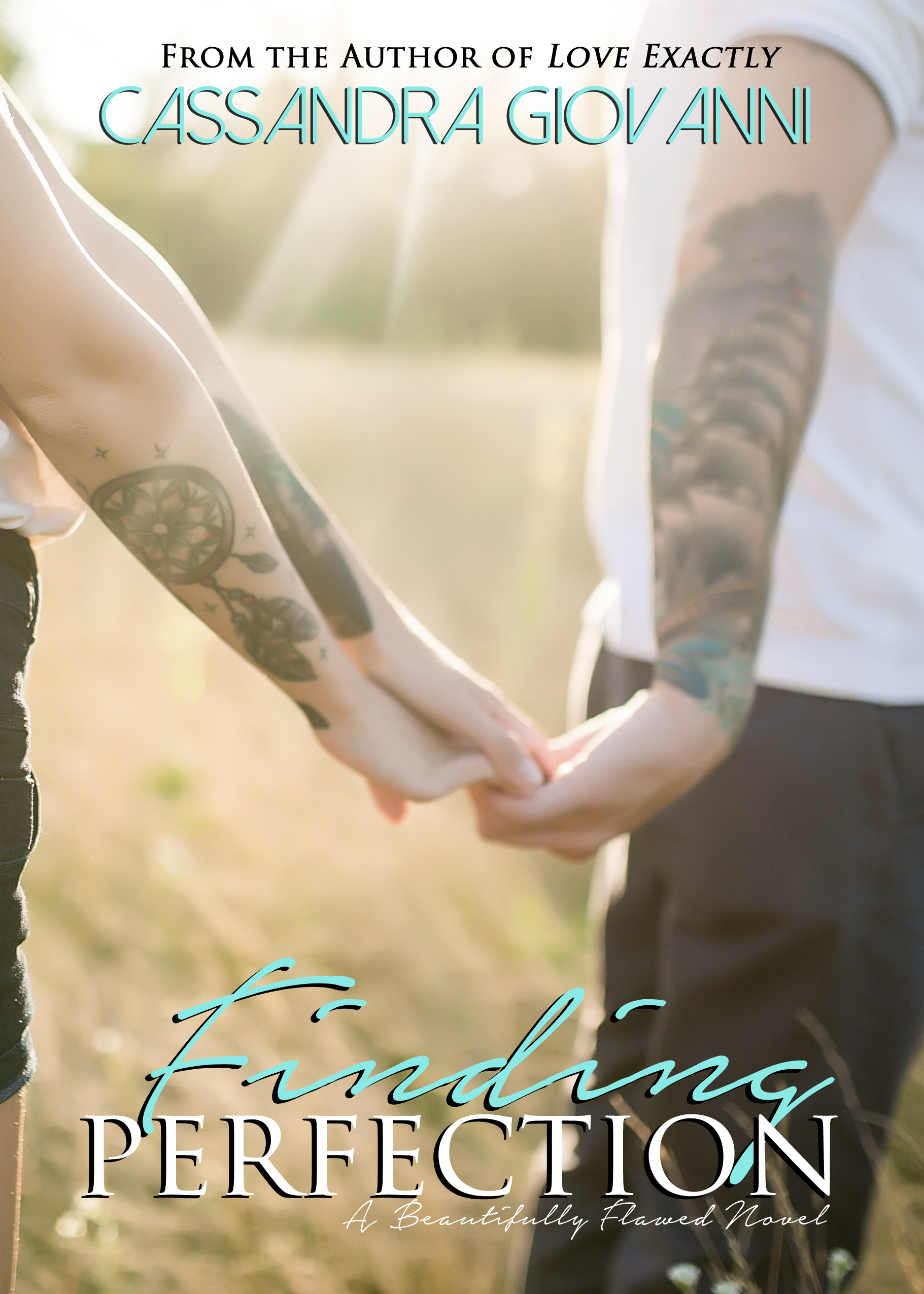 Finding Perfection Blog Tour