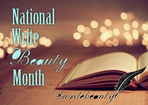 writebeautymonth