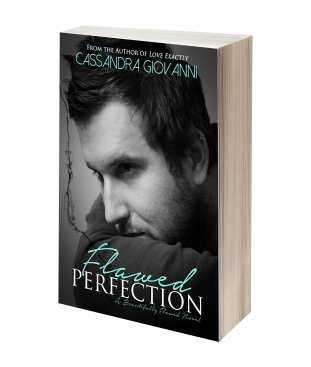 Flawed Perfection 3D Cover Only